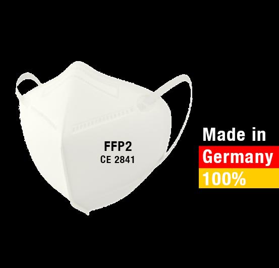Corona-Pandemie Atemschutzmaske FFP2