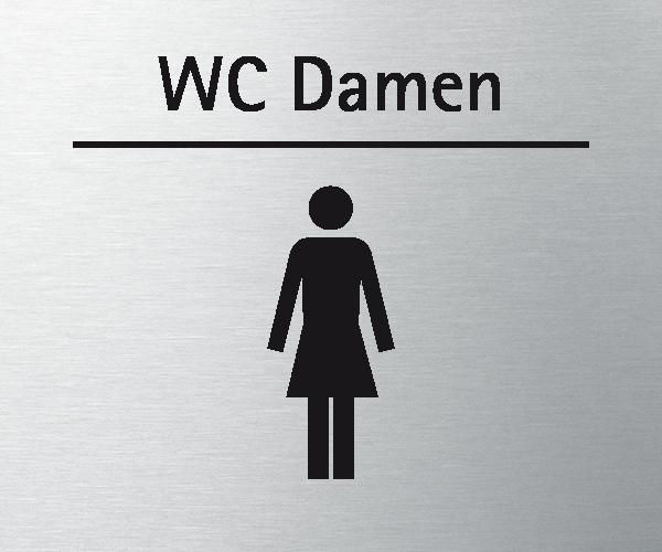 Motiv: (M0140) WC Damen