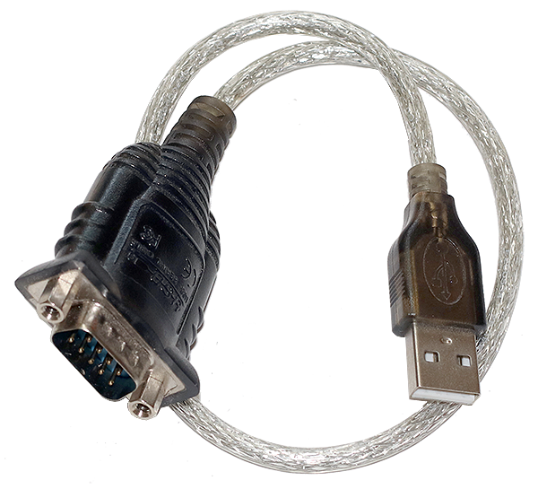 Seriell-USB-Adapter für Omnikey