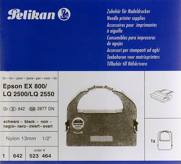 Pelikan Farbband für Epson LQ 680 FB