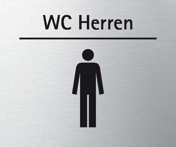 Motiv: (M0150) WC Herren