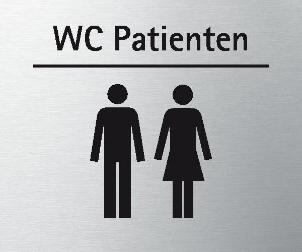 Motiv: (M0160) WC Patienten