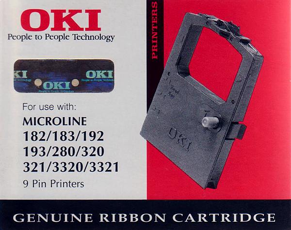 Original Farbband für OKI 320/390