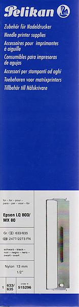 Farbband für Epson LQ 570/580