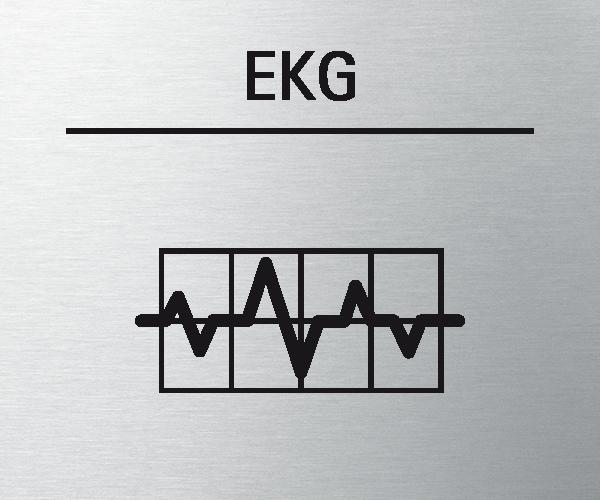 Motiv: (M0180) EKG Herzdiagramm